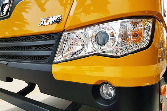 Вывод на мировой рынок новой линейки автомобильных кранов серий XCT