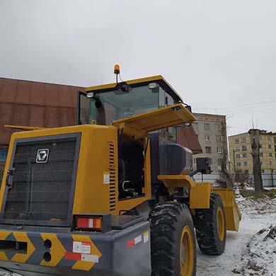 LW300KN родолжает исправно работать в Карелии